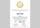"LeGroup is awarded ""Vietnam Trusted Quality Supplier"" by Global GTA, United Kingdom 2014."