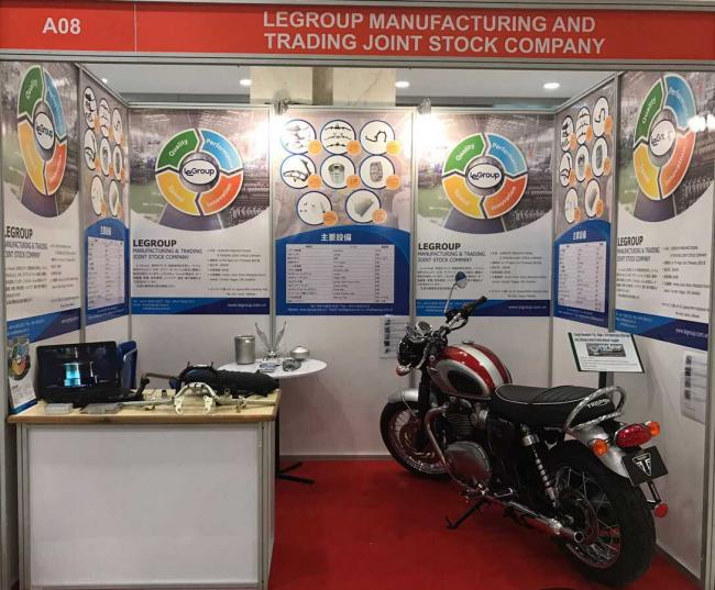 LeGroup is attending the Factory Network Business Expo 2017 Japan Parts & Processing Exhibition (23-24 Feb, 2017) in NXCC Building, 1 Do Duc Duc, Hanoi.